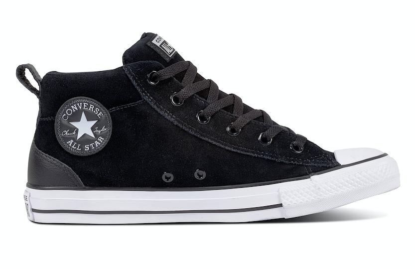 Converse All Stars 161465C Zwart maat