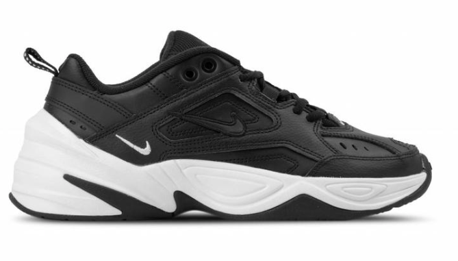 Nike W M2K TEKNO AO3108-005 Zwart - Wit maat
