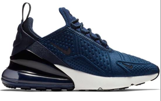 Nike Air Max 270 SE AJ7372-400 Blauw maat