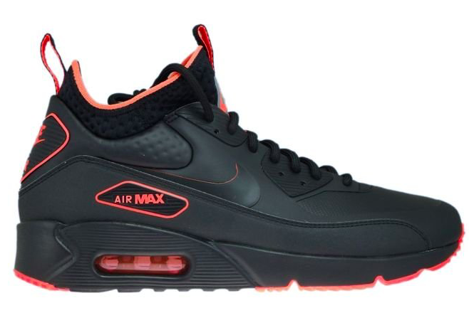 Nike Air Max 90 Ultra AA4423-001 Zwart maat