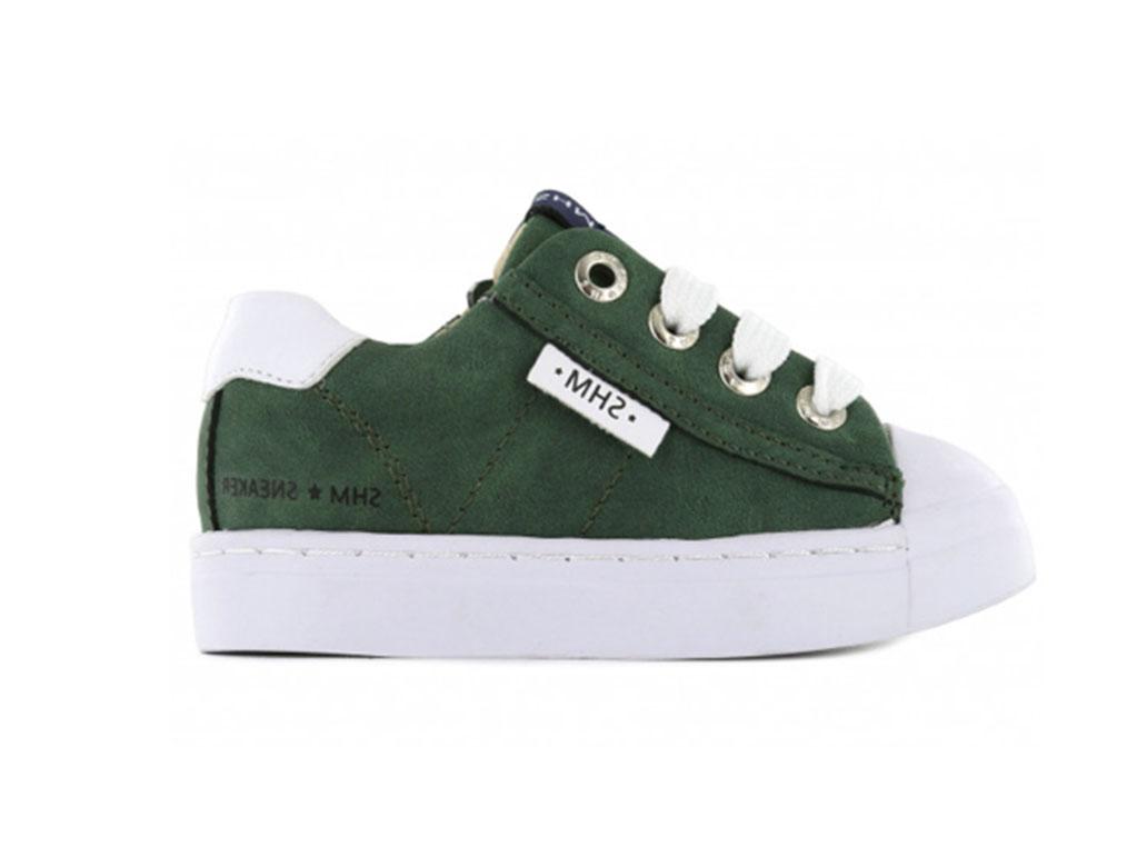 Shoesme Sneakers SH21S001-F Groen maat