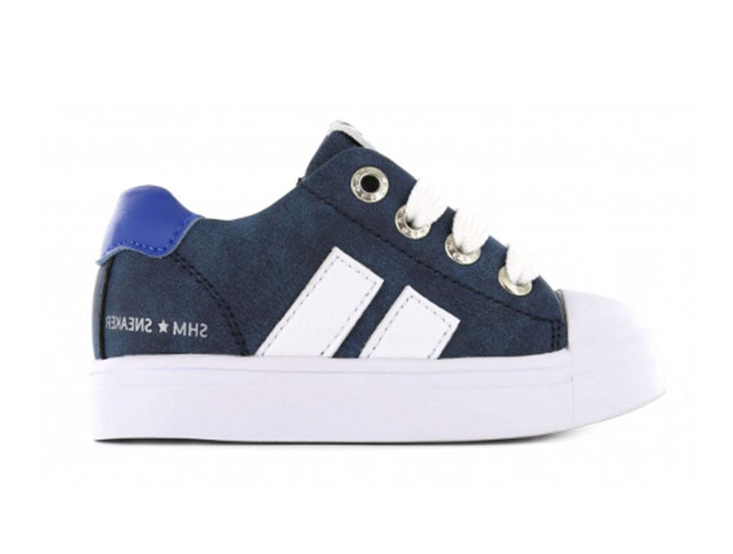 Shoesme Sneakers SH21S010-B Blauw-22 maat 22