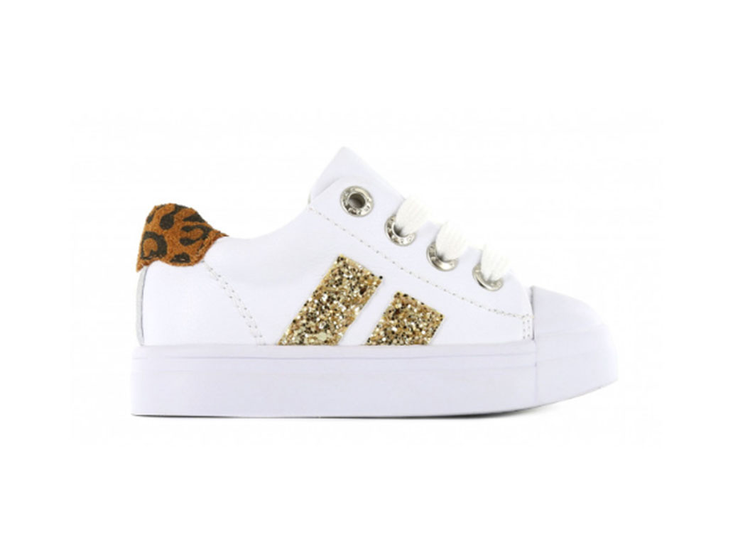 Shoesme Sneakers SH21S021-A Wit maat