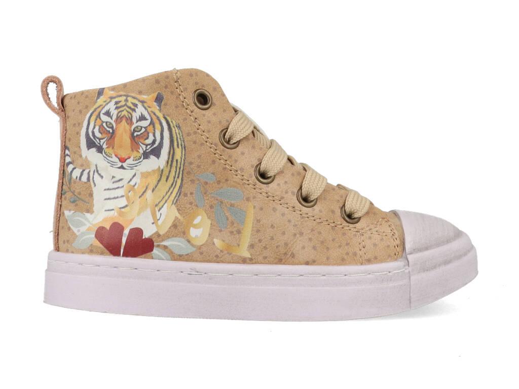 Shoesme Sneakers SH21W020-A Beige maat