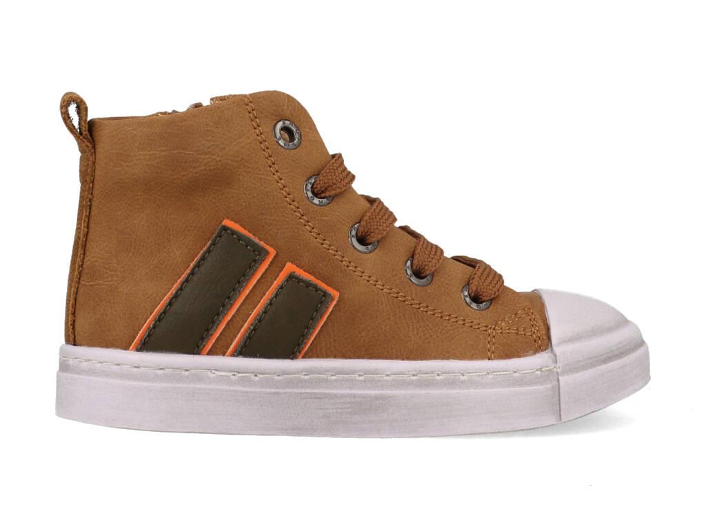 Shoesme Sneakers SH21W023-B Bruin maat