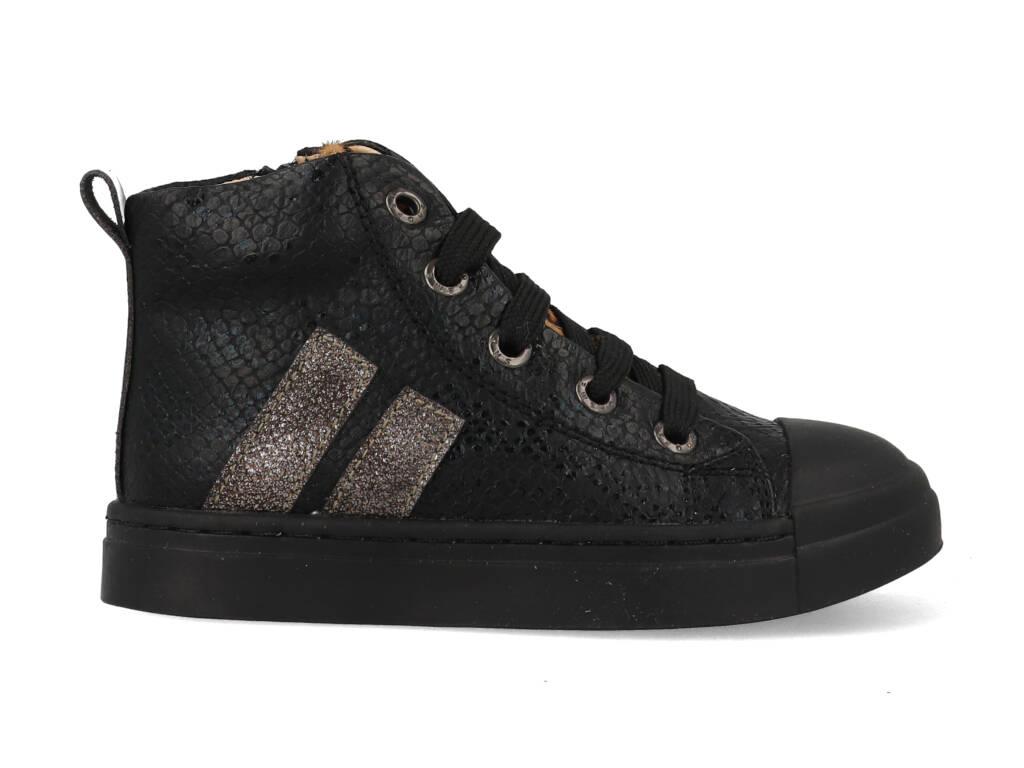 Shoesme Sneakers SH21W023-G Zwart-24 maat 24