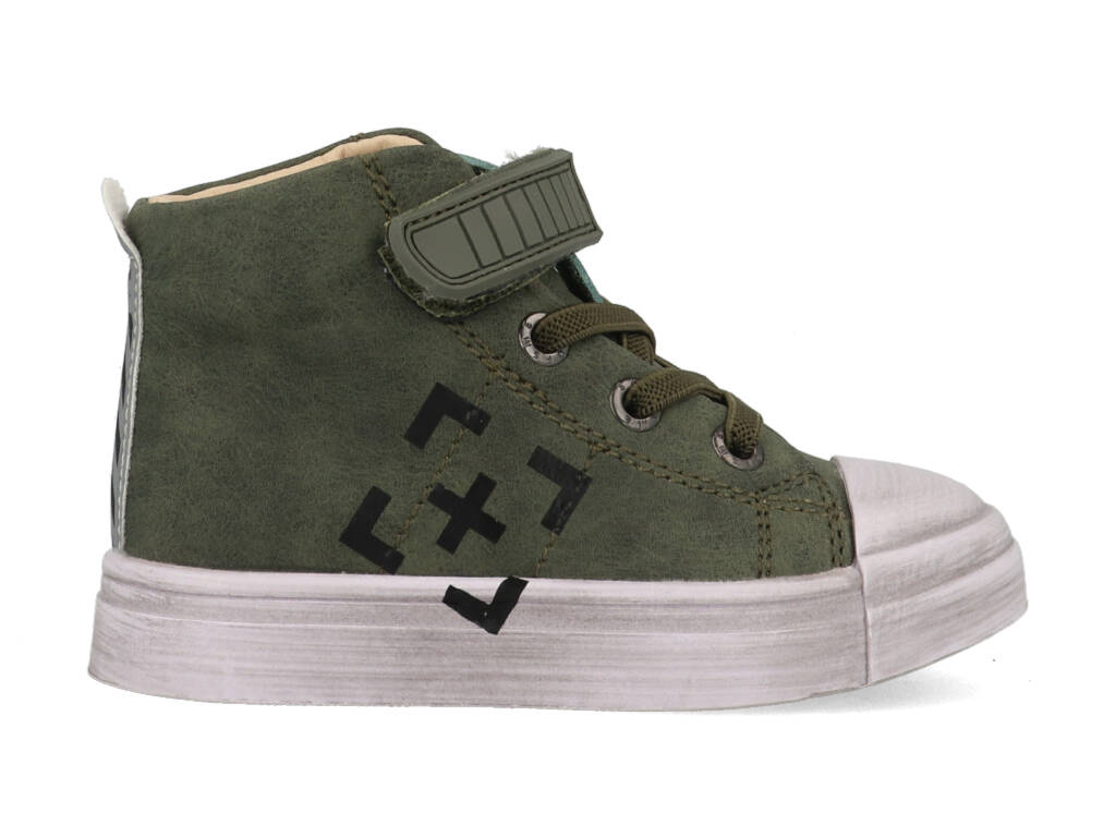 Shoesme Sneakers SH21W024-A Groen-24 maat 24