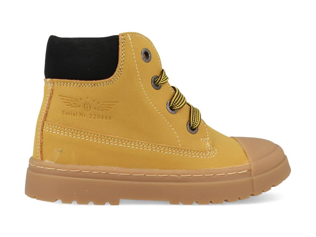 Shoesme Boot Biker Yellow SW21W007-C Geel maat