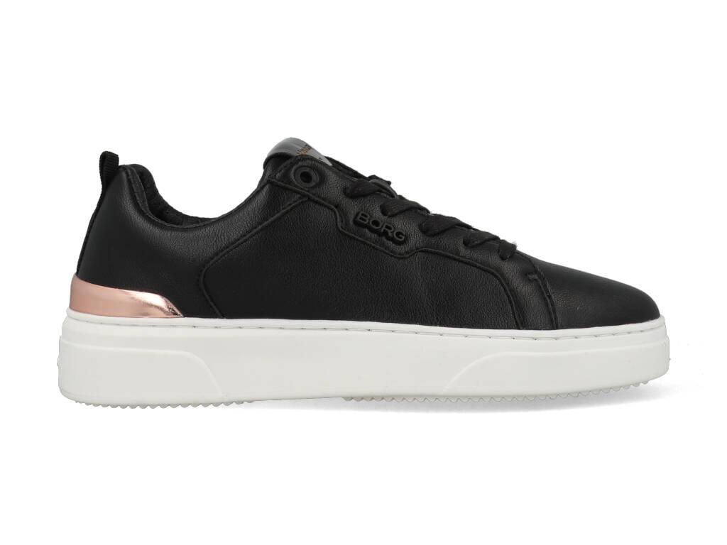 Björn Borg Sneakers T1910 Pat W Zwart maat