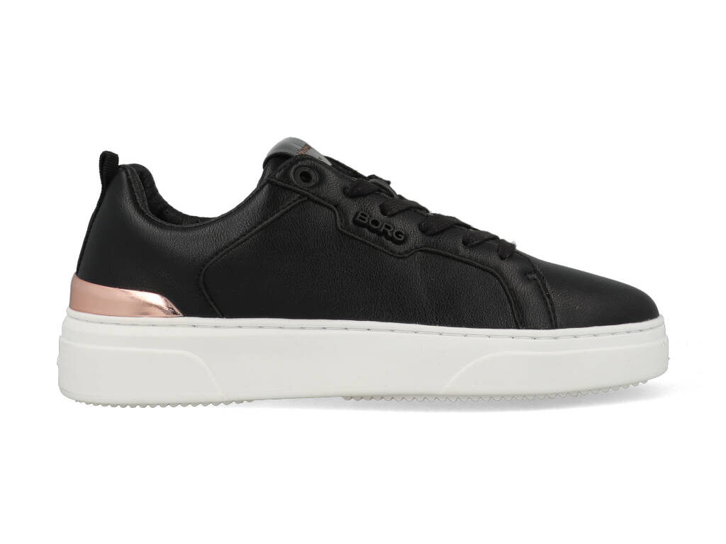 Björn Borg Sneakers T1910 Pat W Zwart-41 maat 41