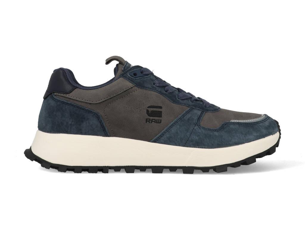 G-Star Sneakers THEQ RUN TNL M 2142 004502 Blauw-45 maat 45