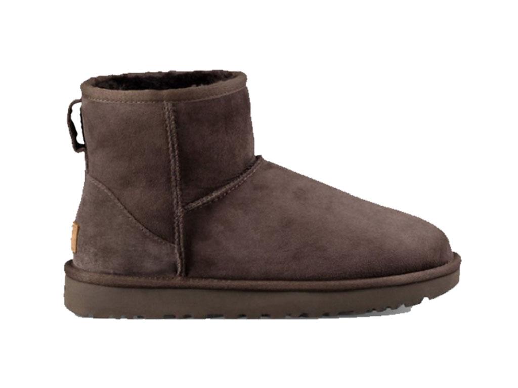 UGG Classic Mini II Boots 1016222/CHO Donker Bruin maat 17