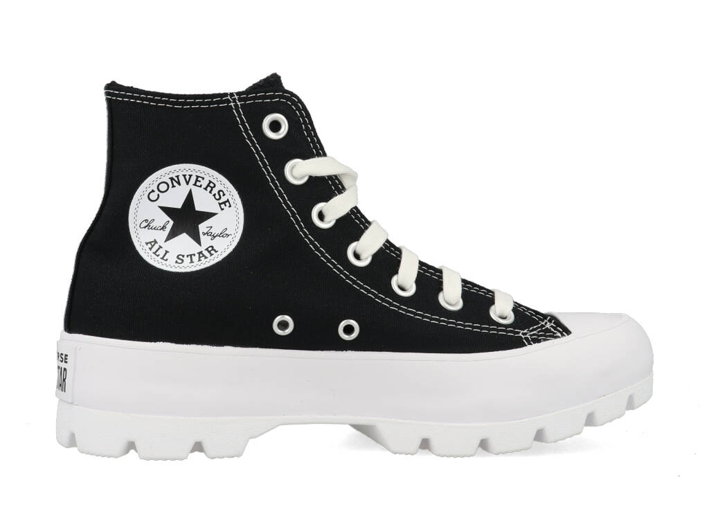 Converse All Stars Chuck Taylor Lugged Canvas 565901C Zwart-40 maat 40