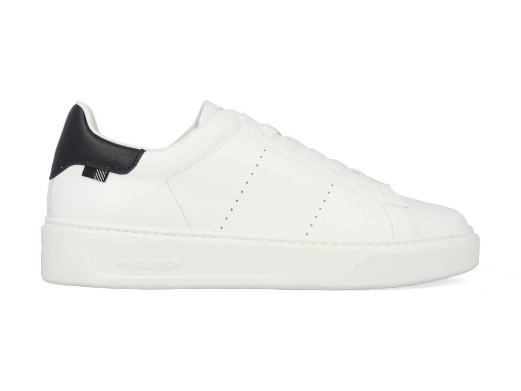 Woolrich Sneakers WFM211.020.2000 Wit-45 maat 45