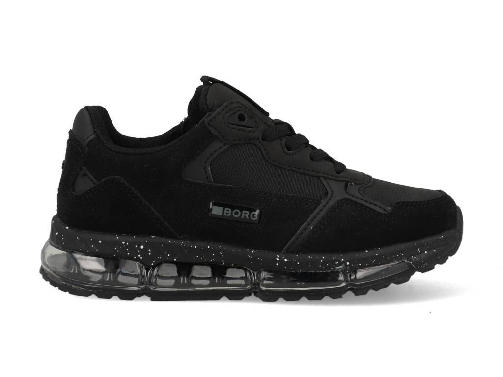 Björn Borg Sneakers X500 SPK K 0999 BLK Zwart-34 maat 34