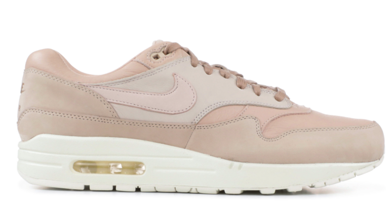 Nike Air Max 1 Pinnacle Sand 859554-201 Roze-45.5