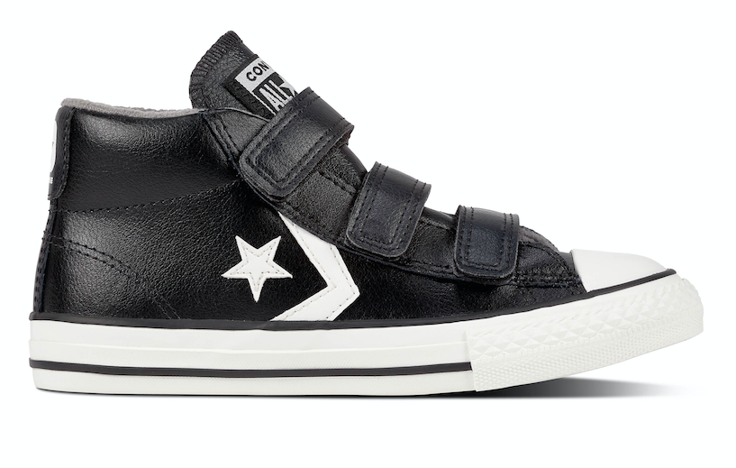 Converse All Stars Star Player 661925C Zwart-28 maat 28