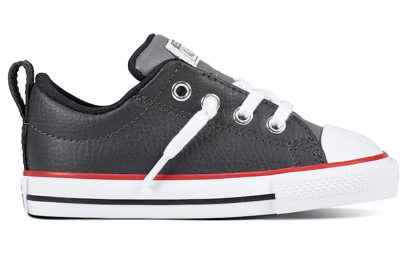 Converse All Stars Leather 761975C Zwart-26