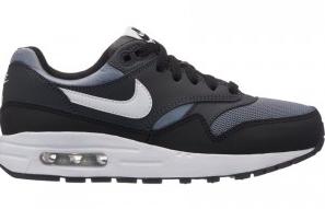 Nike Air Max 1 807602-009 Grijs / Wit / Zwart