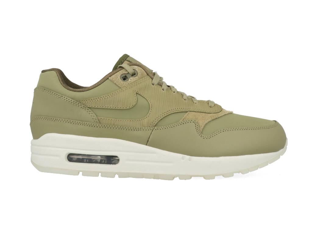 Nike Air Max 1 Premium 454746-205 Groen-36.5 maat 36.5