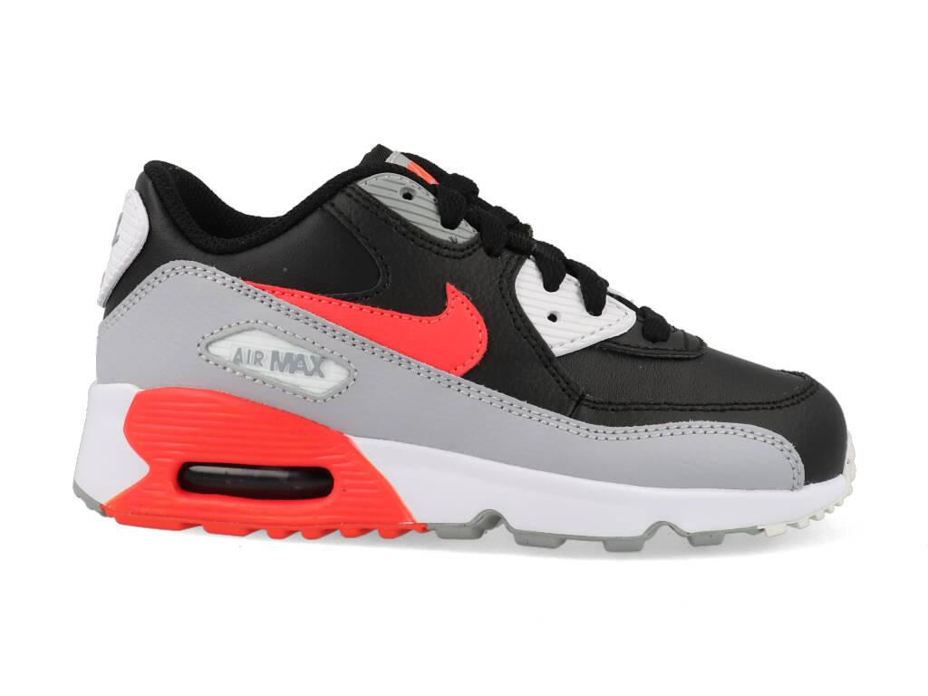 Dagaanbieding - Nike Air Max 90 LTR TD 833416-024 Grijs / rood-25 dagelijkse koopjes