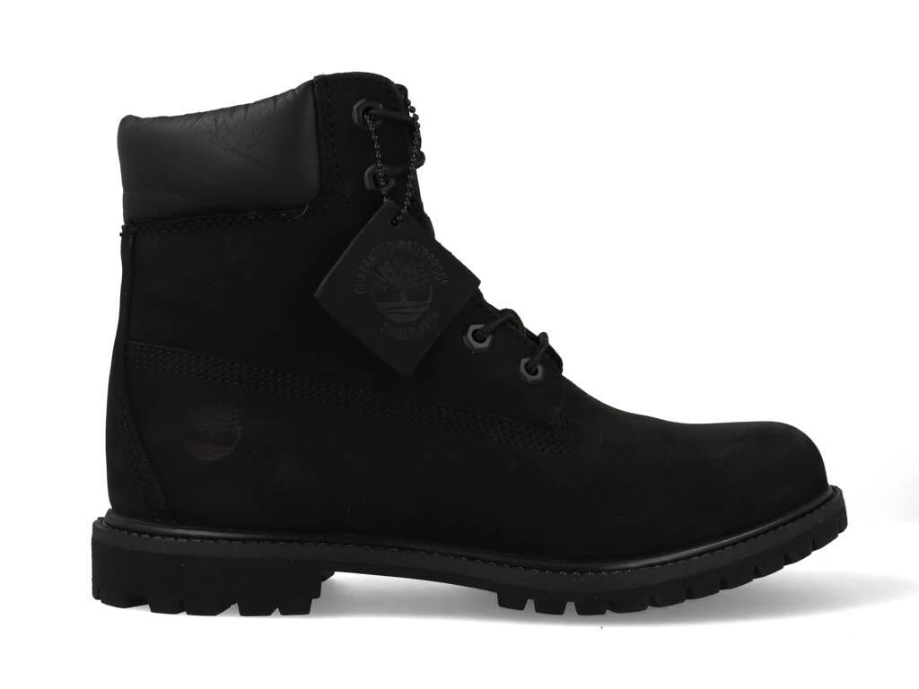 Dagaanbieding - Timberland Dames 6-inch Premium boots (36 t/m 41) 8658A Zwart-36 dagelijkse koopjes