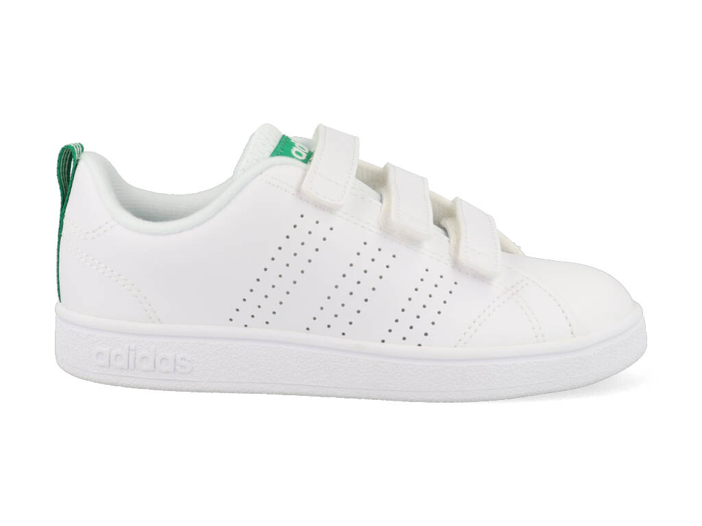 Adidas Advantage AW4880 Wit Groen