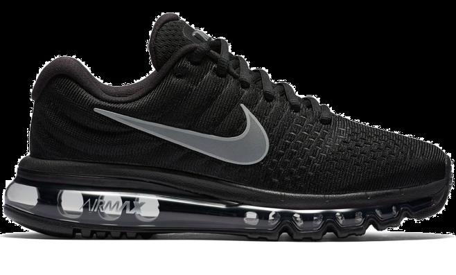 e2ef1ba83ce Nike Air Max 2017 849560-001 Zwart
