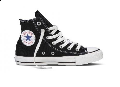 58b1b349272 Converse All Stars Hoog Zwart (Mt 35 t/m 46)