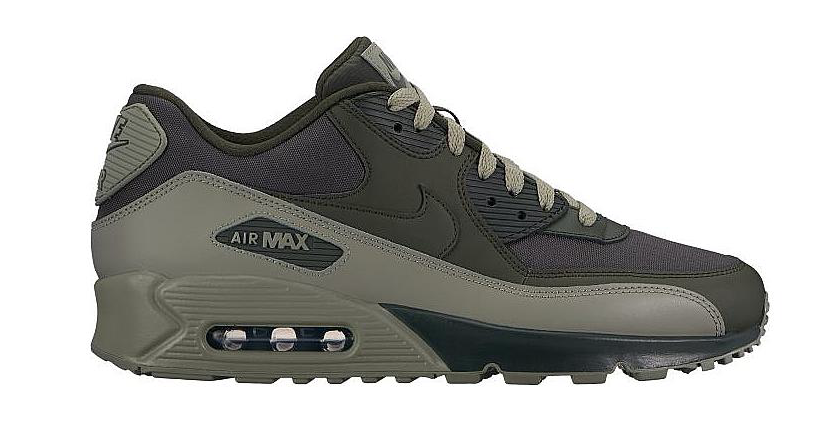new product 8f706 46efb Nike Air Max 90 Essential 537384-308 Olijf Groen
