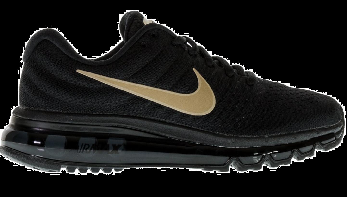 buy online 2ad0c 922be Nike Air Max 2017 851622-001 Zwart Goud