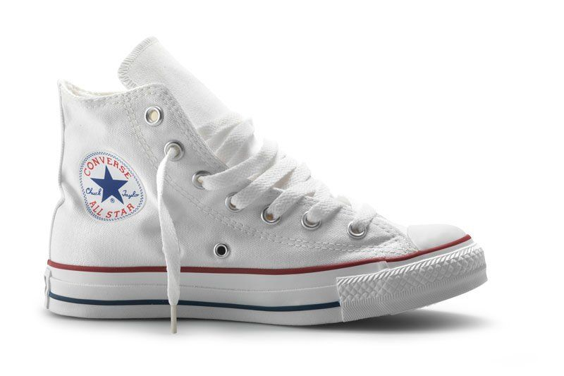 95a387fdd34 Converse All Stars Hoog Wit (Mt 35 t/m 46)