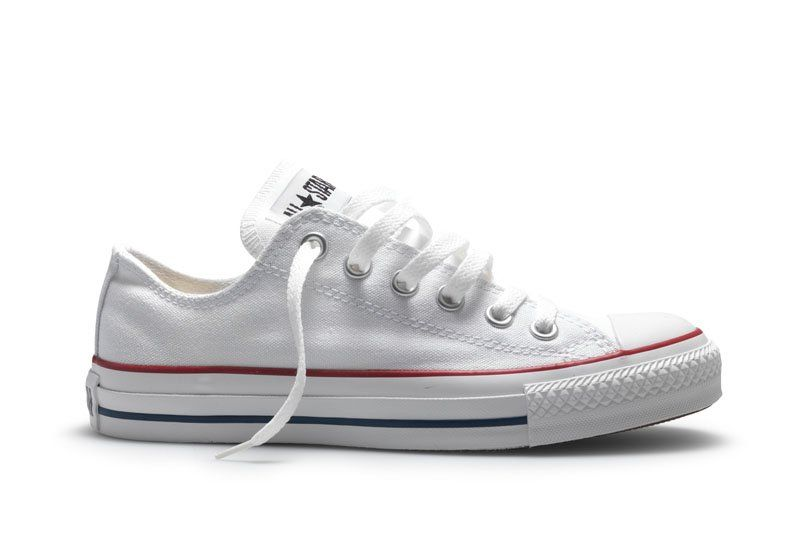 531e753c009 Converse All Stars Laag Wit (Mt 35 t/m 46)