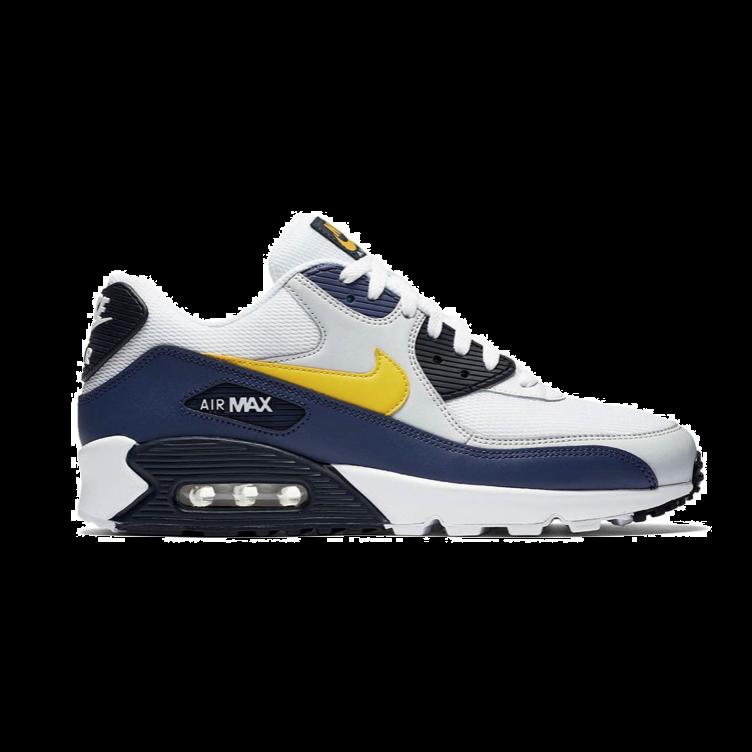 Nike Air Max 90 Essential ''Blue Recall'' AJ1285 101 Wit