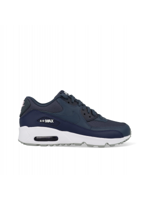 Nike Air Max 90 Ultra Essential 724981 402 Blauw 36.5 maat 36.5
