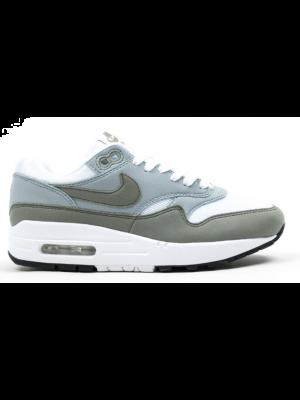 27526a73403 Nike Air Max 1 319986-105 Wit / Groen