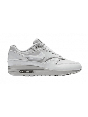 5f37c6a5259a7d Nike Air Max 1 LX 917691-002 Wit   Grijs