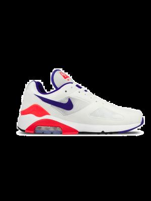 2d2a602d9c08f5 Nike Air Max 180 AH6786-100 Wit   Blauw