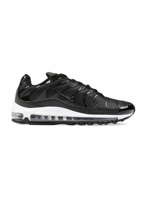 superior quality 707f7 88f2b Nike Air Max Plus AH8144-001 Zwart / Wit