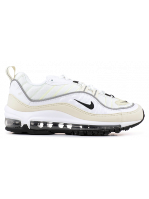 ffe6639ad27 Nike Air Max 98 AH6799-102 Wit / Beige