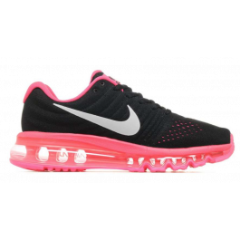 hot sale online f219c f7809 Nike Air Max 2017 851623-001 Zwart Roze