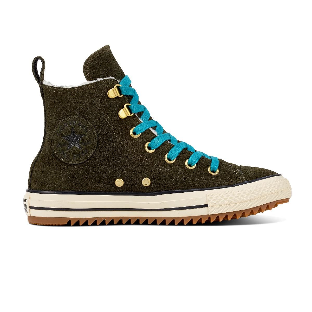 Converse All Stars Hiker Boot 162478C Groen
