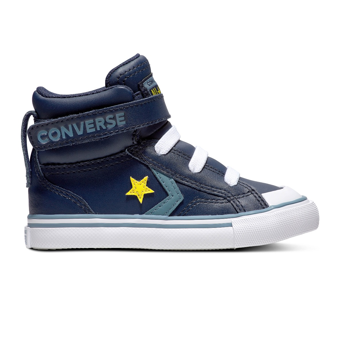Converse All Stars Pro Blaze Strap 763531C Blauw-21