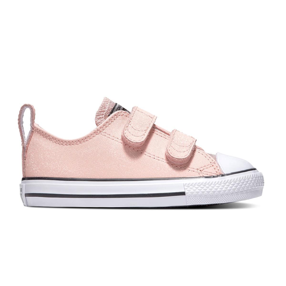 Converse All Stars Kids Glitter 762331C Roze