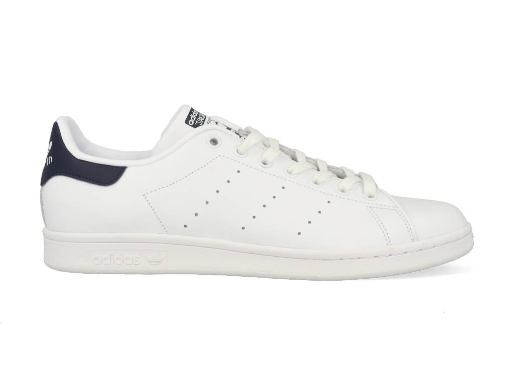 Dagaanbieding - Adidas Stan Smith M20325 Wit Blauw-46 2/3 dagelijkse koopjes