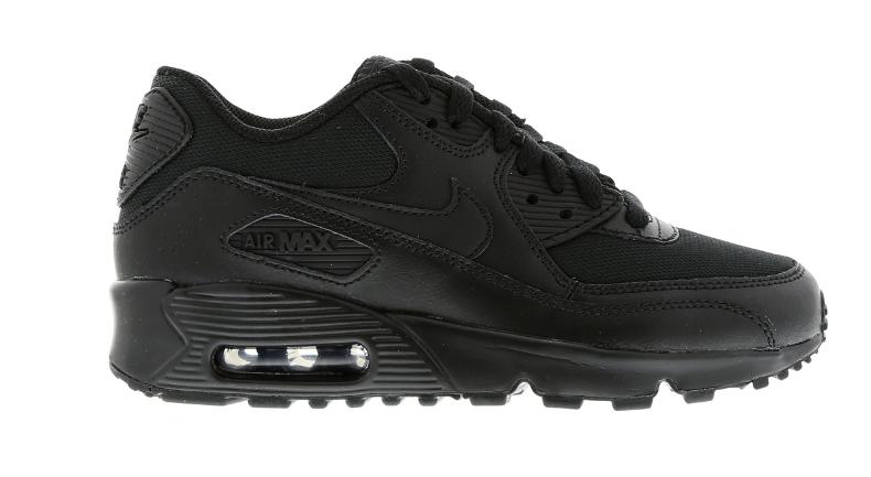 Nike Air Max 90 Mesh 833418 001 Zwart