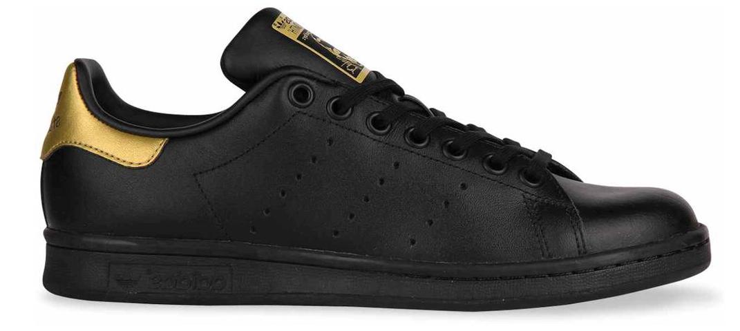 Adidas Stan Smith BB0208 Zwart Goud
