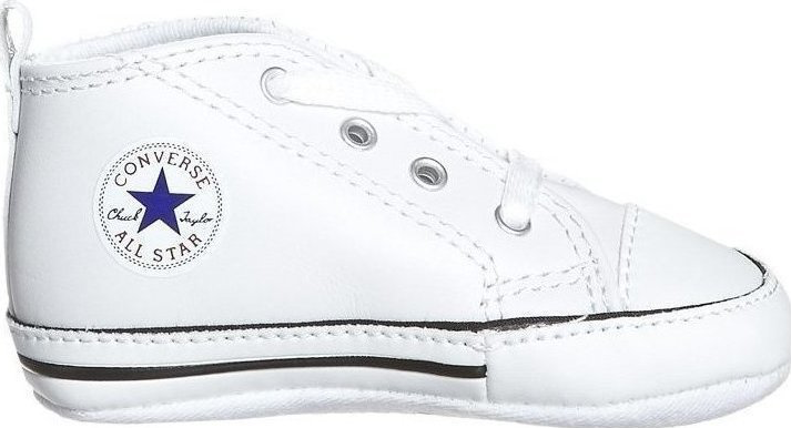 Converse First Star Leer 81229 Wit-19