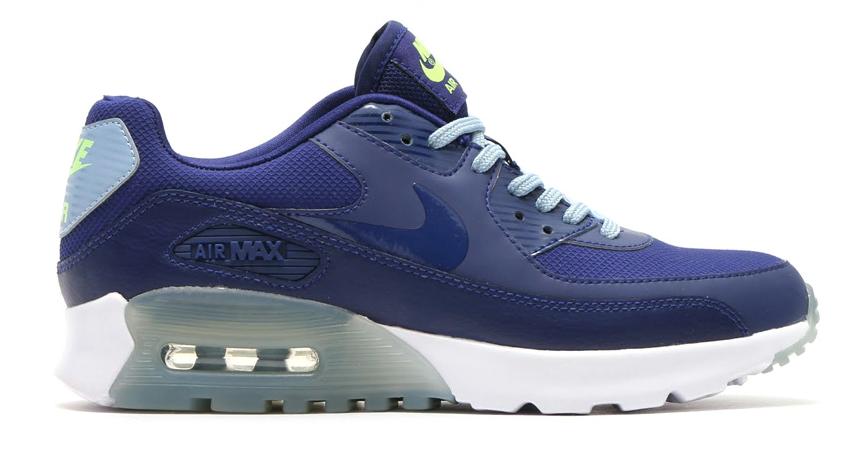 Nike Air Max 90 Ultra Essential 724981 402 Blauw