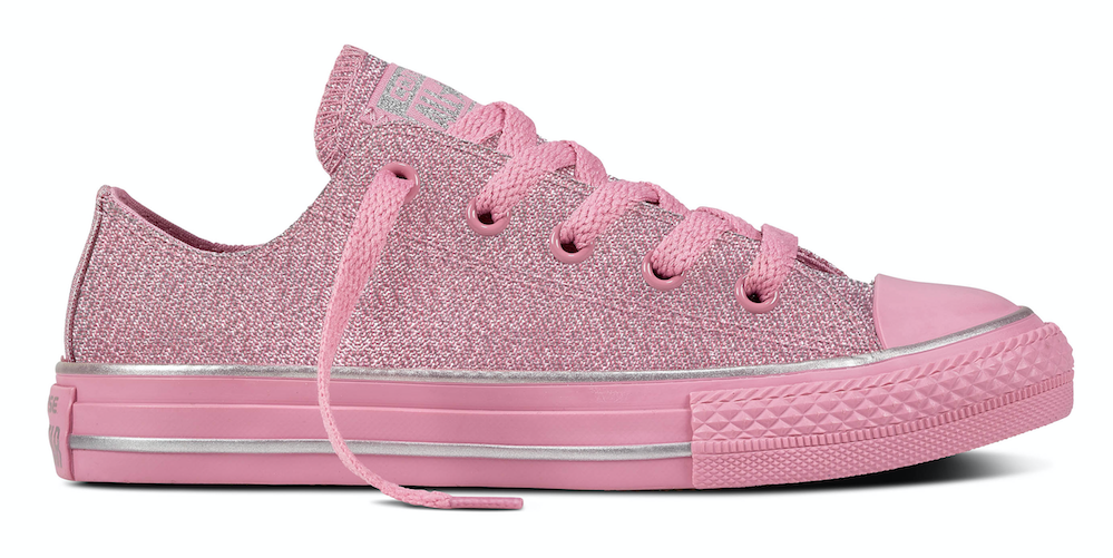 Converse All Stars SE 659961c Roze Zilver-27 maat 27